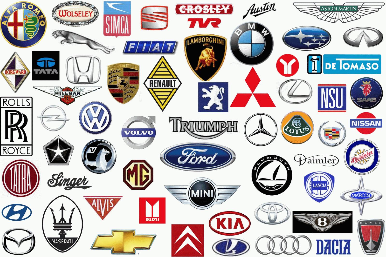 Araba Markaları Hakkında Bilgiler Bilgi Rehberi
