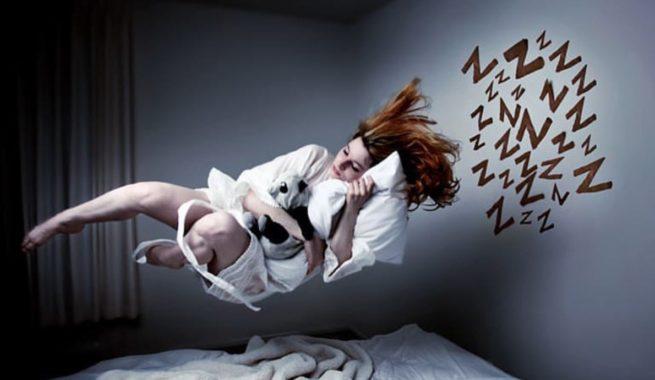 uykuda sıçrama