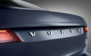 VolvoS90 arka bagaj