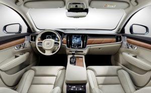 VolvoS90 iç mekan