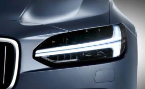 VolvoS90 led aytınlatma
