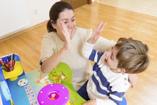 çocuğu takdir etmek