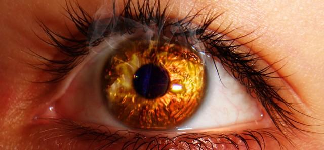 göz yanması tedavisi