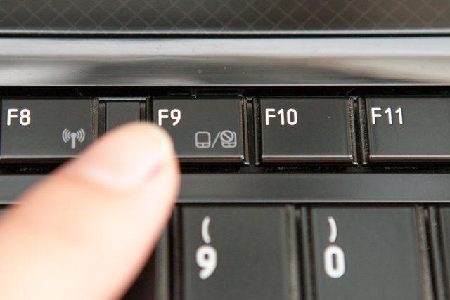 touchpad kapatmak