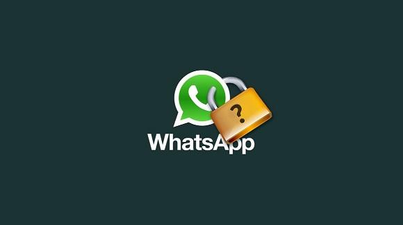 whatsappa şifre