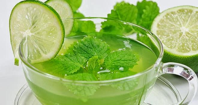 yeşil çay ile yağ yakma