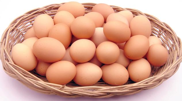 yumurta yağ yakan yiyecek