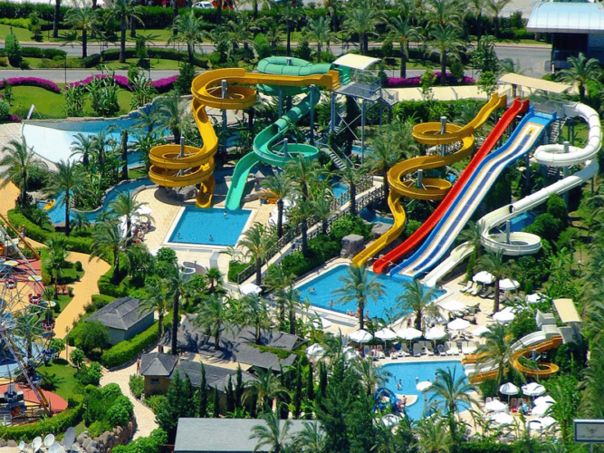 Antalya Aqualand Dolphinland