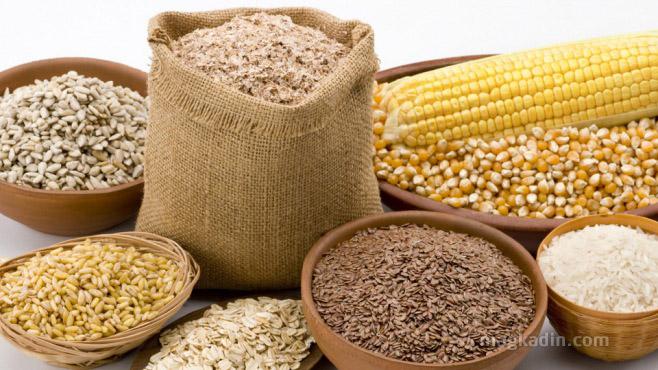 tam tahıllar