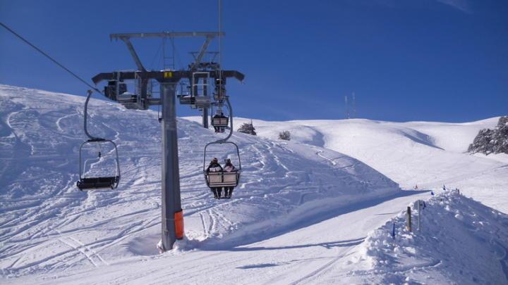 davraz kayak merkezi
