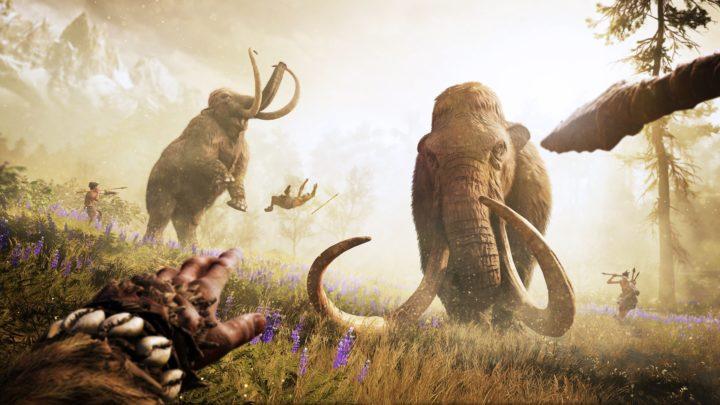 mamut avlama