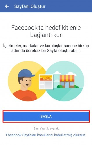 telefonla facebook sayfası açmak -2
