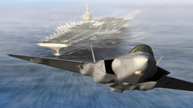 F-35C versiyonu