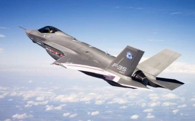 f35 savaş uçağı