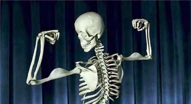 güçlü kemikler
