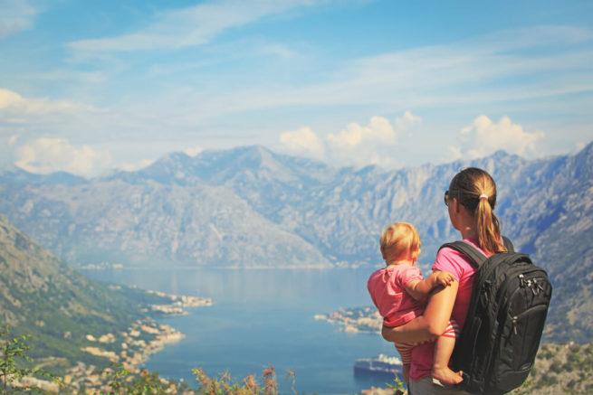 çocukla seyahat rehberi