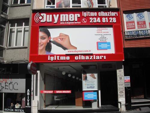 İstanbul Şişli Şubemiz