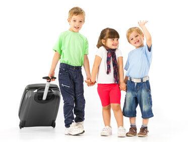 çocuklarla seyahat