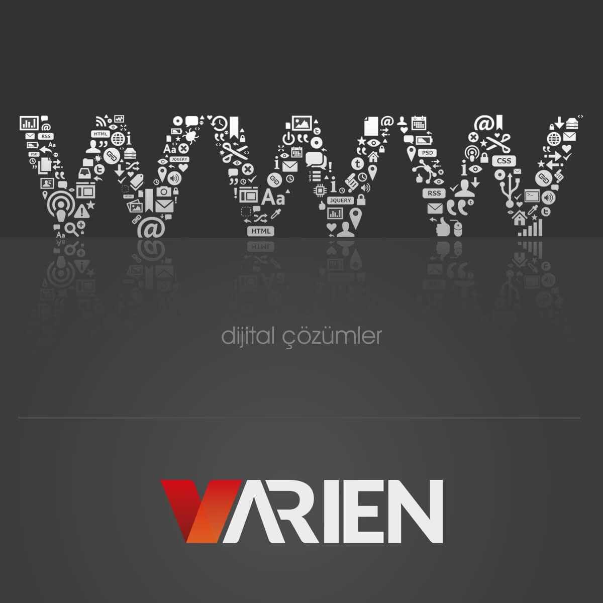varien web tasarım