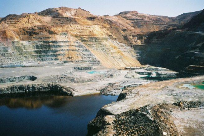 kıbrıs bakır madeni