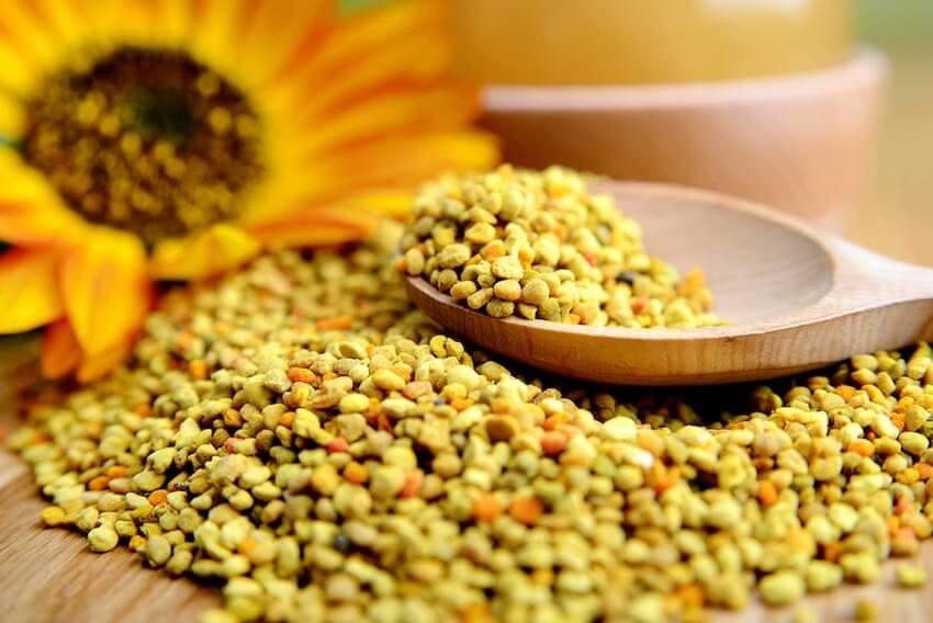 arı poleni besin değeri