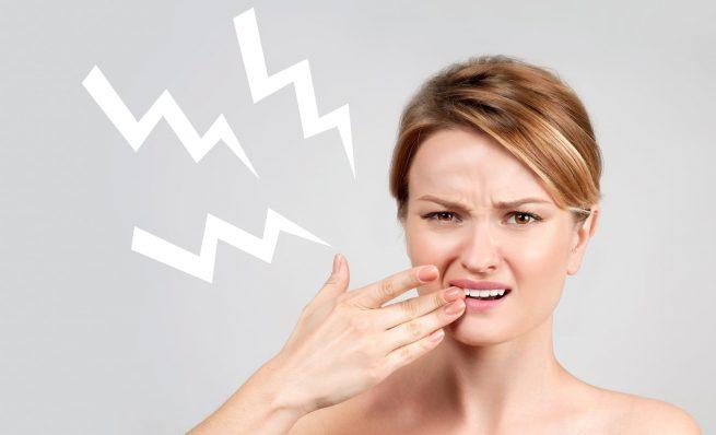 hassas diş problemi