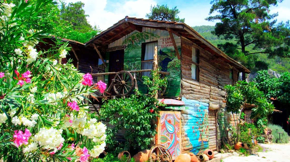 olimpos bungalow